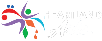 Heartland Arts logo